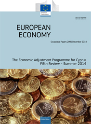 209 - The Economic Adjustment Programme for Cyprus – Fifth Review Summer 2014