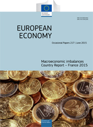 Macroeconomic Imbalances. Country Report – France 2015