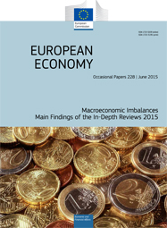 Macroeconomic Imbalances. Main Findings of the In-Depth Reviews 2015