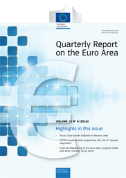 Volume 13 (2014) Issue 4 - Quarterly report on the euro area. December 2014