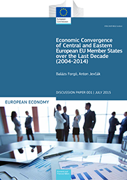 Economic Convergence of Central and Eastern European EU Member States over the Last Decade (2004-2014)