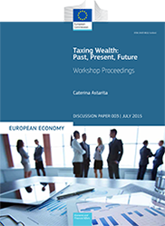 Taxing Wealth: Past, Present, Future - Workshop Proceedings