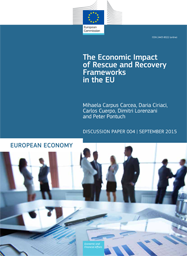 The Economic Impact of Rescue and Recovery Frameworks in the EU
