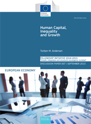 Human Capital, Inequality and Growth