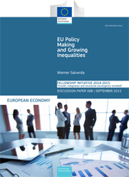 EU Policy Making and Growing Inequalities