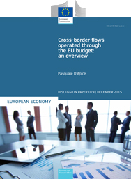 Cross-border flows operated through the EU budget: an overview