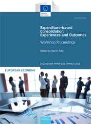 Expenditure-based Consolidation: Experiences and Outcomes – Workshop proceedings