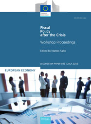 Fiscal Policy after the Crisis – Workshop Proceedings