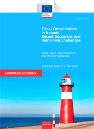 Fiscal Consolidation in Ireland: Recent Successes and Remaining Challenges