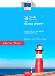 The French VAT System and Revenue Efficiency
