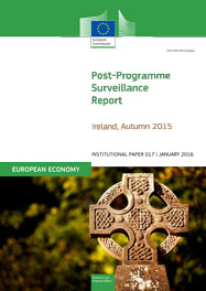 Post-Programme Surveillance Report - Ireland, Autumn 2015