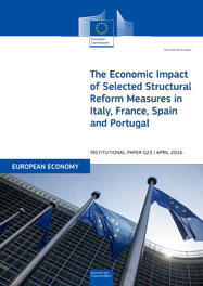 The Economic Impact of Selected Structural Reform Measures in Italy, France, Spain and Portugal