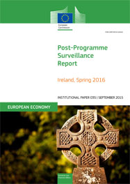 Post-Programme Surveillance Report. Ireland, Spring 2016