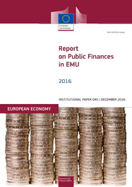Report on Public Finances in EMU 2016