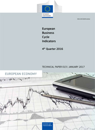 European Business Cycle Indicators – 4th Quarter 2016