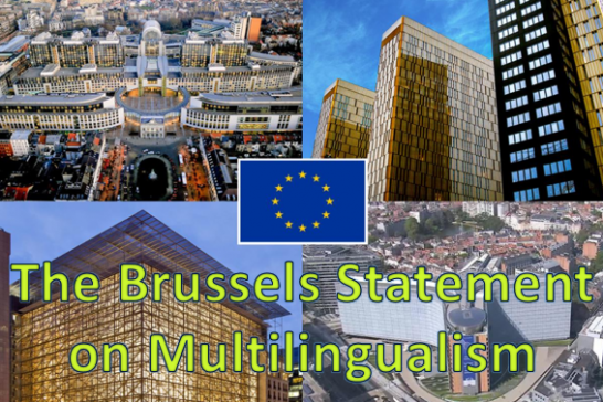 The Brussels Statement on Multilingualism