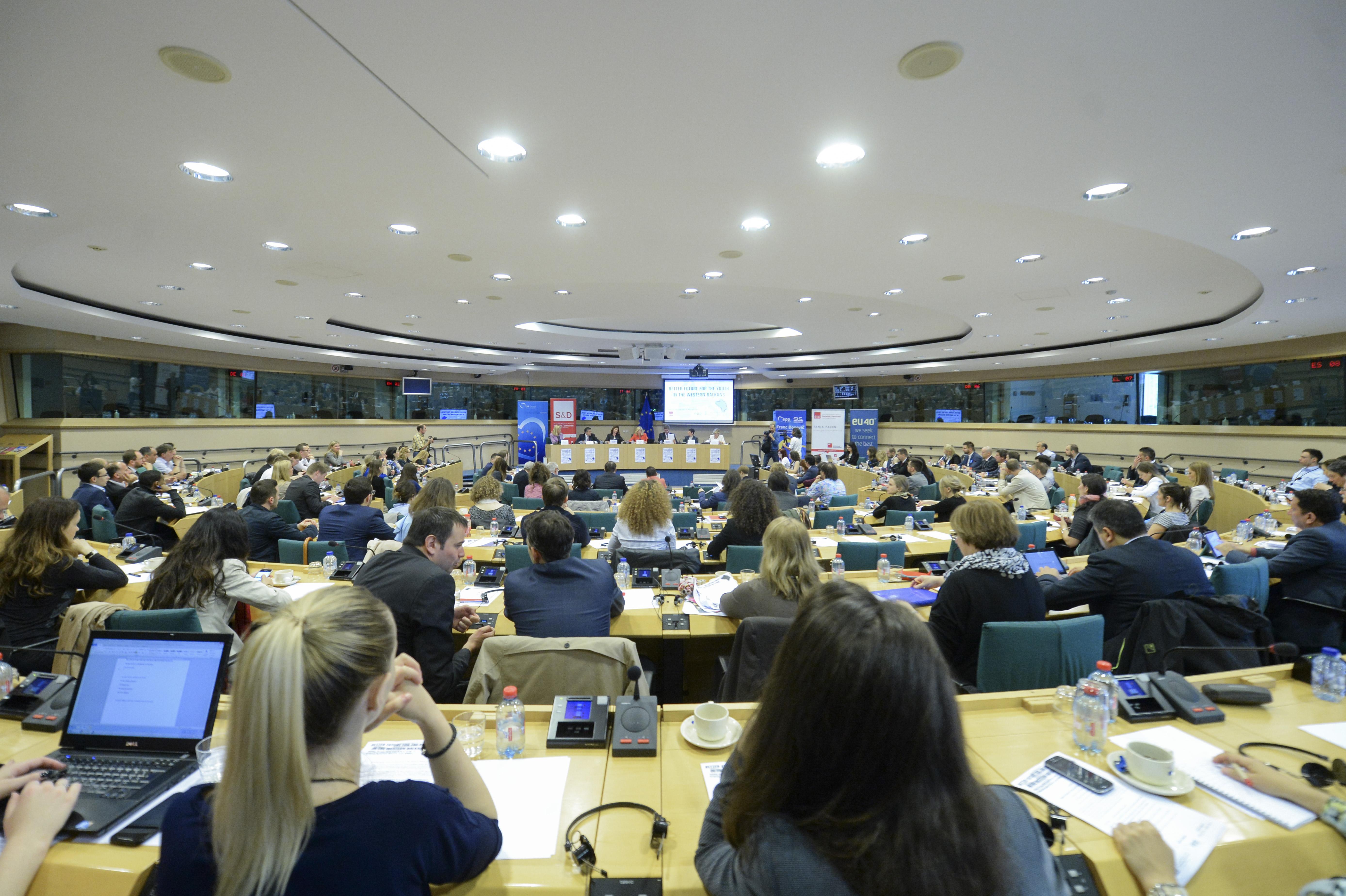 National consultation event in Belgium