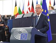 European Commission President Jean-Claude Juncker mentions Pillar of Social Rights in his State of the Union speech