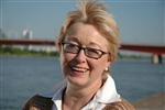 Roswitha Kerbel, 55, got a job with a charity fundraising organisation in Vienna, Austria.
