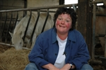 Gaetane Anselme, 40, improved safety for children visiting her educational farm in Wallonia, Belgium.
