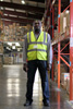 Serge Mbami, 38, from Limerick, Ireland, got a permanent job after a traineeship in supply chain logistics.
