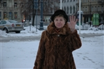 Aldona Mikalauskiene, 71, modernised her accountancy firm in Vilnius, Lithuania.