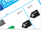 Low-temperature heat pumps energy label 2