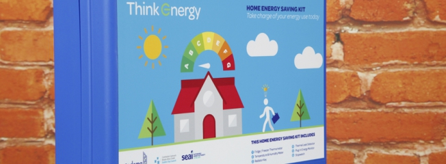 Home Energy Saving Kit: find out more about the Sustainable Energy Awards winner