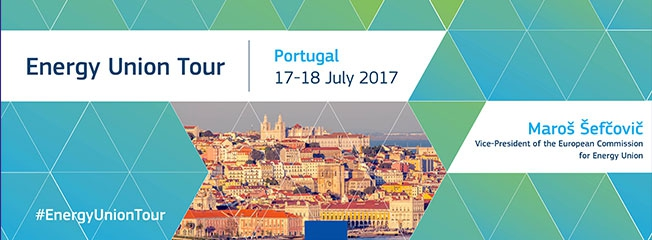 Focus on Portugal: the Energy Union tour