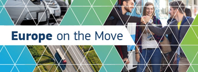 Europe on the Move: Commission launches new mobility package