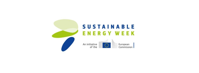 Welcome to EU Sustainable Energy Week!