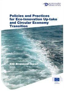 New EIO report: Policies and Practices for Eco-Innovation Uptake and Circular Economy Transition