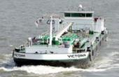 World's cleanest vessel on inland waterway