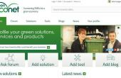 Social networking for green SMEs