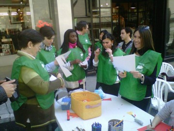 Environmental Workshop- Photos coutesy of Vitoria-Gasteiz.