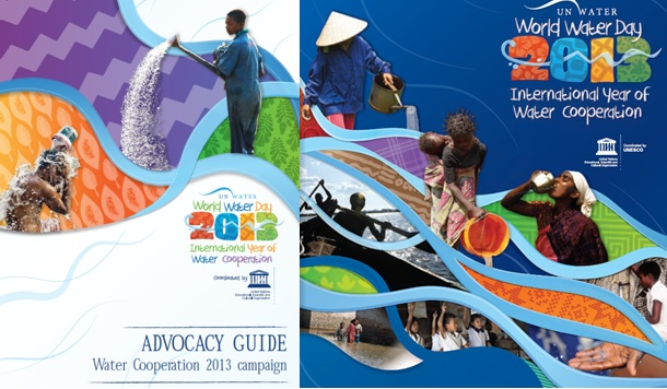 Official brochures, event schedules, technical papers and any other documents related to the International Year of Water Cooperation 2013 are available here.