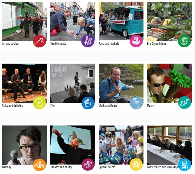 Bristol's BIG Green Week 2013 is full of several interesting activities