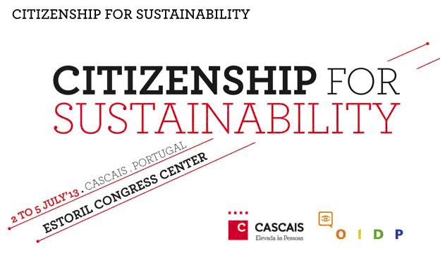 03.07.2013 Citizenship for sustainability