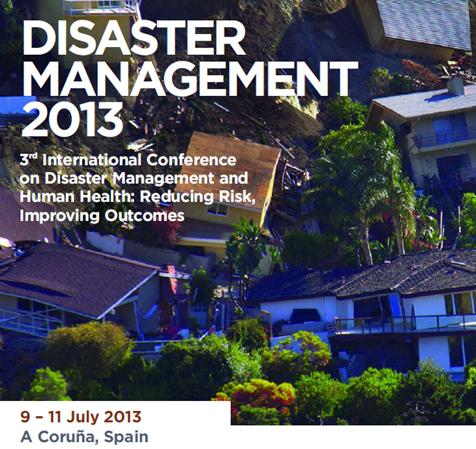 09.07.13 Disaster Management