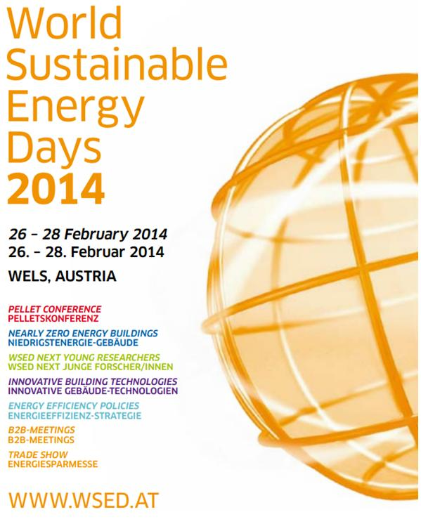 26.02.13 World Sustainable Energy Days