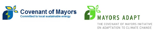 15 10 15 Covenant of Mayors Adapt Logo