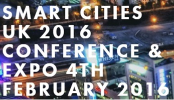 04 02 16 Smart Cities UK Conference Expo