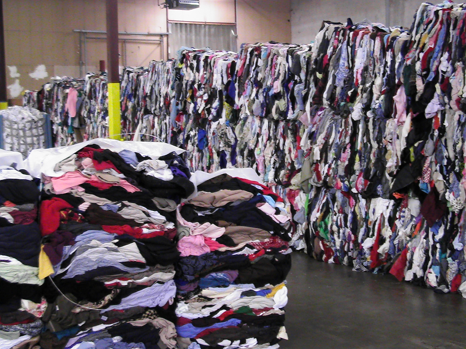 Recycling clothing and textiles benefits charities, reduces solid waste, and provides employment to Texans. When Americans recycle their unwanted clothing and textiles, it provides three main benefits: funds charitable programs, reduces solid waste, and provides economic stimulus and .