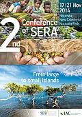 2nd Conference of SERA (Society for Ecological Restoration Australasia): from large to small islands