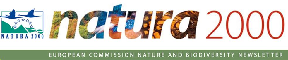 natura 2000 newsletter nature environment european commission