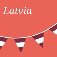 Latvia in numbers