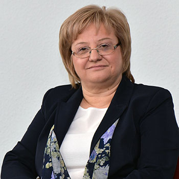 Photo: Mariana Kotzeva, Director-General Eurostat