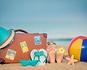 Beach- Tourist´s objects