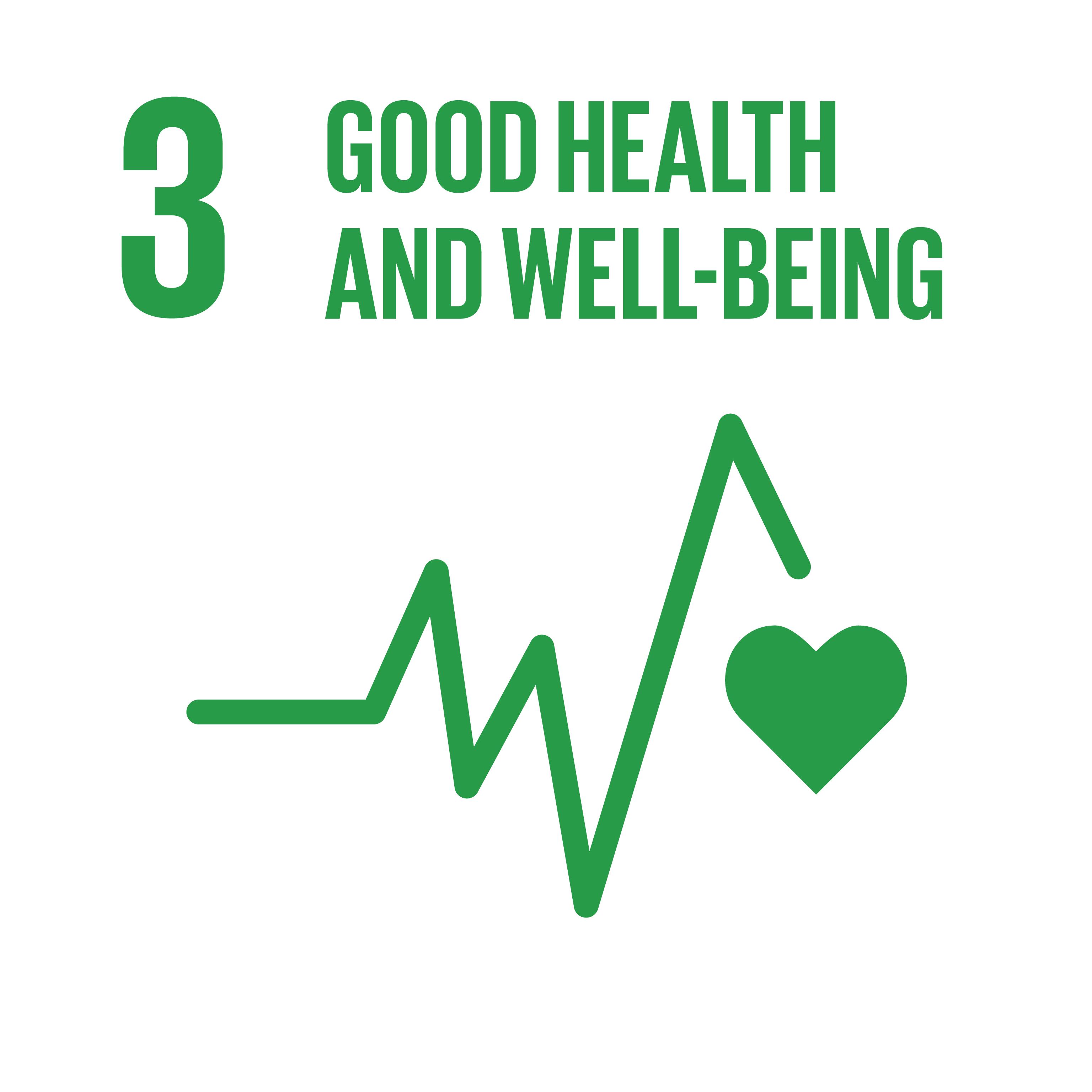Image SDG 3; © UN