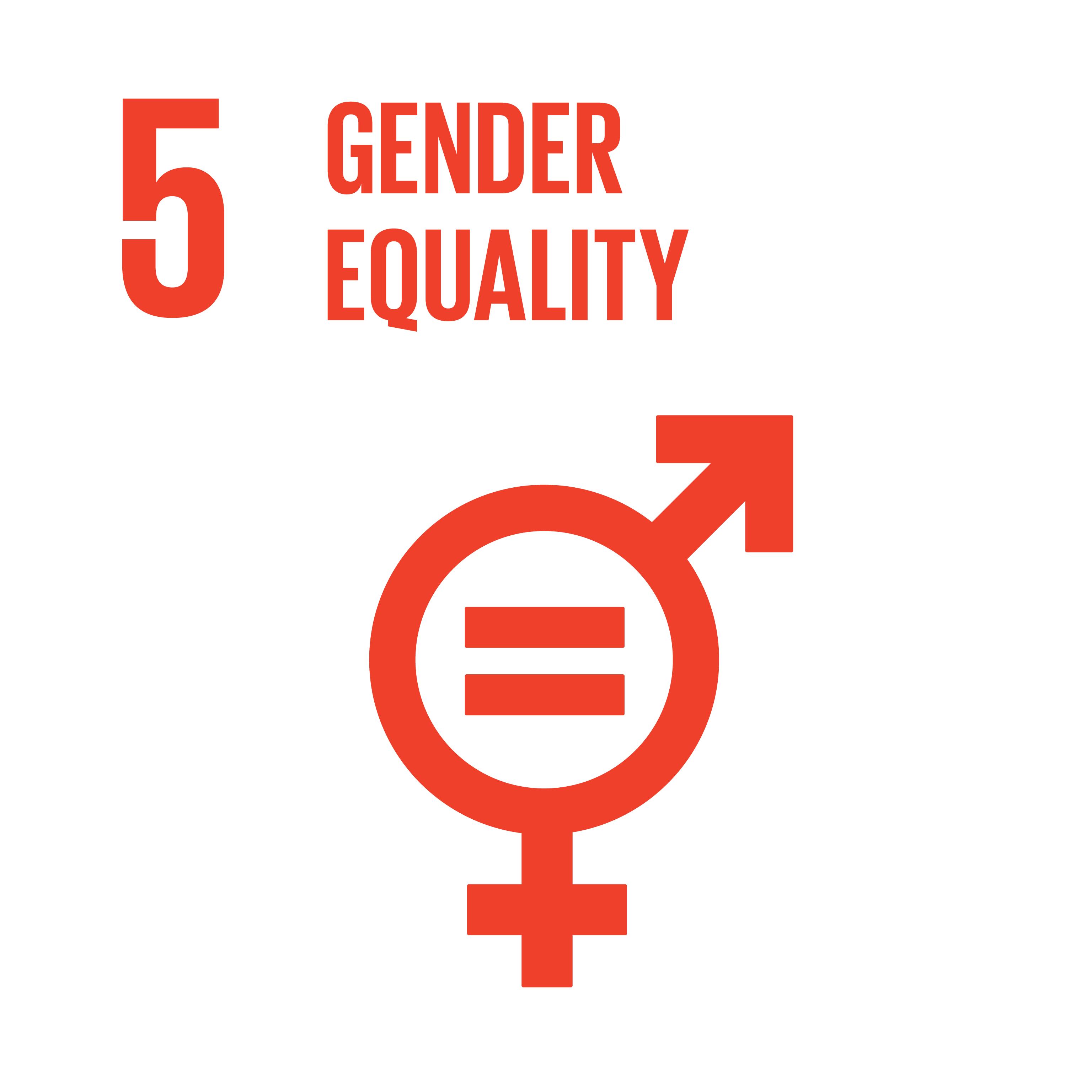 Image SDG 5; © UN